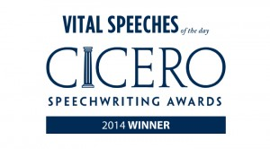 Top two U.S. intelligence officials, ODNI officer honored with speechwriting awards